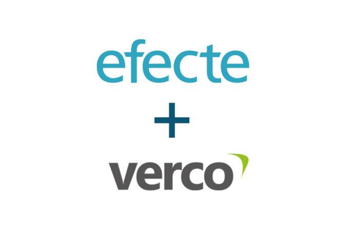 Efecte & Verco logot